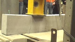getlinkyoutube.com-Reinforced Concrete Beam Shear Failure