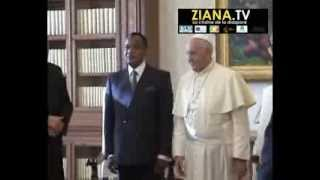 getlinkyoutube.com-EXCLUSIF. DSN au Vatican: ce que la télé n'a pas montré