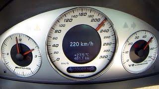 getlinkyoutube.com-Mercedes E55 AMG W211 Acceleration Sound