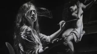 getlinkyoutube.com-INCREDIBLE 650 HOURS DRAWING - HYPERREALISM Art - Artemisia Gentileschi by Emanuele Dascanio