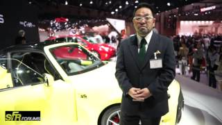 getlinkyoutube.com-Toyota S-FR Q&A Interview from 2015 Tokyo Motor Show