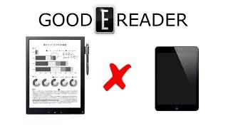 "getlinkyoutube.com-Sony 13"" (DPT-S1) Digital Paper vs iPad Air"