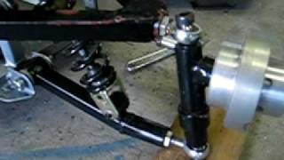 getlinkyoutube.com-Go-kart front suspension design