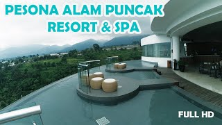 Video Review Hotel Pesona Alam Resort & SPA - Bogor Indonesia