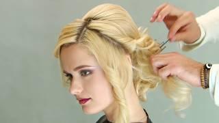 "getlinkyoutube.com-Collection ""Queen Hairstyles"" 2016 Farrukh Shamuratov"