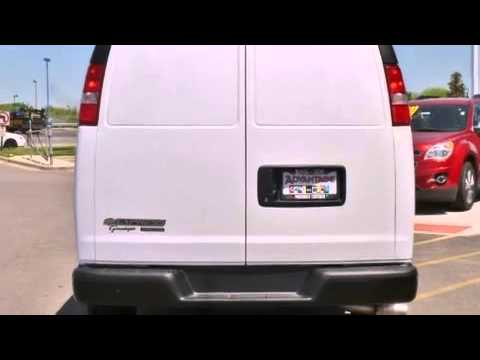 2013 Chevrolet Express Cargo Chicago IL