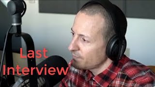Chester Bennington Last Interview About His Depression which caused his suicide|Tribute to Chester width=