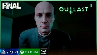 OUTLAST 2 FINAL Español Gameplay (PS4 PRO) Walkthrough | REVELACIONES FINALES 1080p 60FPS width=