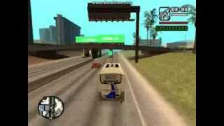 getlinkyoutube.com-Pahala Kencana Bus Indonesia GTA San Andreas
