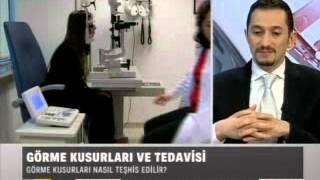Op.Dr.Faik ORUÇOĞLU Görme Kusurları ve Refraktif Cerrahi-15.04.2013