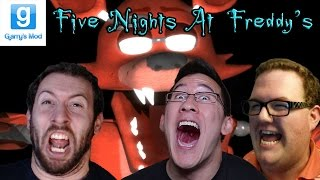 getlinkyoutube.com-Five Nights at Freddy's GMod Horror Map Part 4 With Markiplier and Muyskerm!