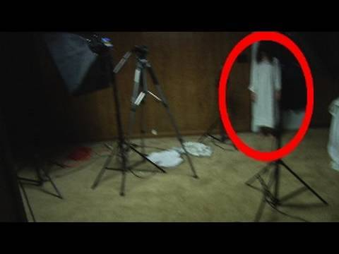 The Haunting Tape 1 (Ghost caught on video tape)