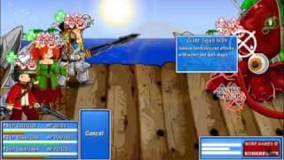 getlinkyoutube.com-Epic Battle Fantasy 3 Boss#2 Squid [Epic Mode]