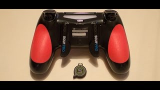 getlinkyoutube.com-(Unboxing Scuf) Send In Service from Scuf Gaming ( before and after) budget build!!!