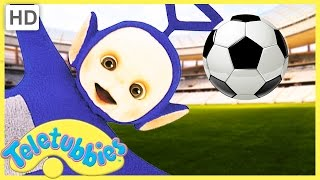 getlinkyoutube.com-Teletubbies Full Episodes - Football and other Sports | Full Episode 2 Hour Compilation