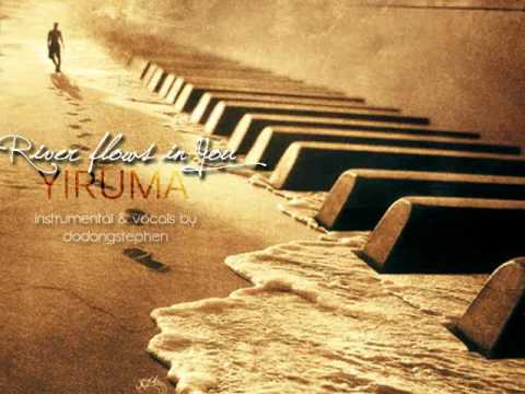 River flows in You - Yiruma (korean COVER) Piano+Vocal