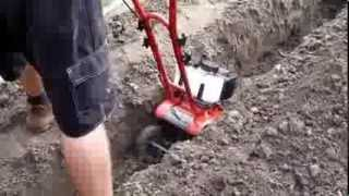 getlinkyoutube.com-How to Buy the Best Small Cultivator or Tiller With Confidence Look at What This Rotary Hoe Can Do