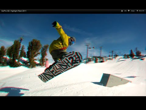 GoPro 3D: Highlight Reel
