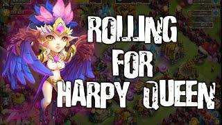 getlinkyoutube.com-Castillo Furioso: Actualización Nuevo Heroe Harpy Queen