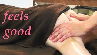 Massage to increase breast and improve blood circulation