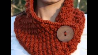 getlinkyoutube.com-Redeemed  - Neck Warmer Knitting Pattern Presentation