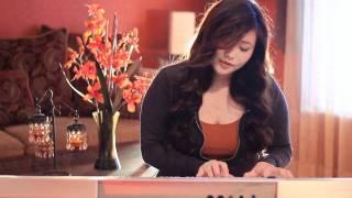 """getlinkyoutube.com-LosWing """"Cia Siab Rau Tag Kis"""" cover by Kristine"""