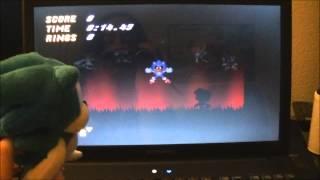 getlinkyoutube.com-Sonic Plays: SALLY.EXE (BLIND)
