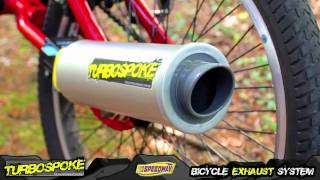 getlinkyoutube.com-Turbospoke - The Bicycle Exhaust System