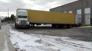 getlinkyoutube.com-Learning to back up a tractor trailer