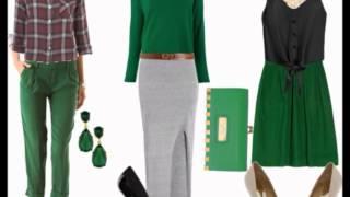 getlinkyoutube.com-Como Combinar el Verde Esmeralda