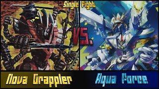 getlinkyoutube.com-Cardfight!! Vanguard: Aqua Force (Tetra Drive) vs Nova Grappler (Immortal Asura)