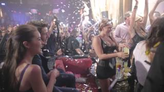 getlinkyoutube.com-Nick Jonas celebrates 21st birthday at XS Nightclub and Botero inside Wynn Las Vegas