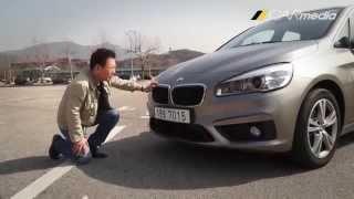 [카미디어] BMW 액티브 투어러 맥가이버 시승영상