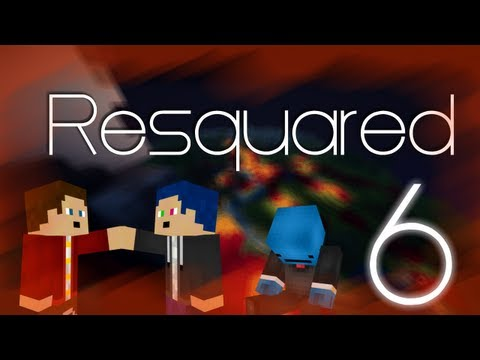 ReSquared Minecraft Survival Ep. 6 : Chaotic Remains