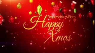 Happy Xmas - 2016 by Drop Matrix Studio