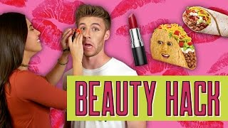 Burrito Beauty Hack | The Taco Bell Clip Show (Episode 1)