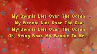 getlinkyoutube.com-My Bonnie lies over the ocean   Karaoke Rhymes