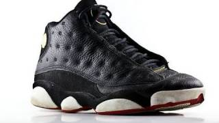 "getlinkyoutube.com-Air Jordan 13 ""XIII"" Cleaning Project"