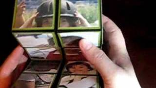 getlinkyoutube.com-Photo Magic Cube - Putting it Together