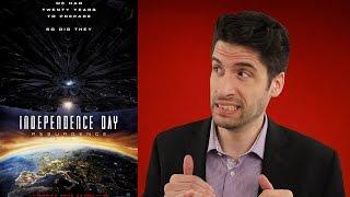 getlinkyoutube.com-Independence Day: Resurgence - Movie Review