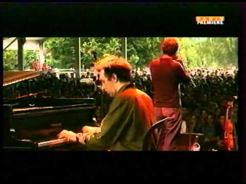Yann Tiersen - Live Aux Eurockeennes De Belfort (06-07-2001) (Full)