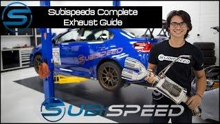 getlinkyoutube.com-Subispeed - The complete exhaust guide