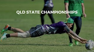 QLD State Champs Highlights