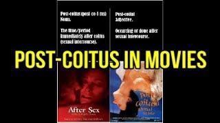 Post-coitus in Movies - supercut