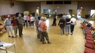 Ten Pretty Girls Folk Dance (USA) SCOV Dancers