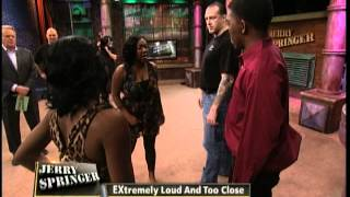 getlinkyoutube.com-EXtremely Loud And Too Close (The Jerry Springer Show)