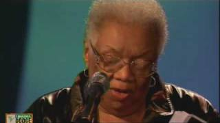 Lucille Clifton reading