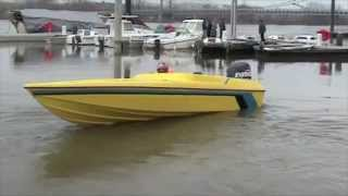 getlinkyoutube.com-PHANTOM 23  132 KM/H   EVINRUDE 225 HO