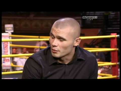 Martin Murray 'Sturm/Macklin Decision Was Correct'