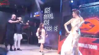 Deepika Padukone Doing Lungi Dance With Hollywood Star Vin Diesel